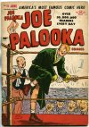 Cover For Joe Palooka Comics 21