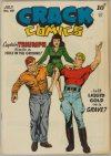 Cover For Crack Comics 49 (paper/3fiche)
