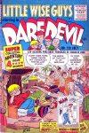 Cover For Daredevil Comics 123