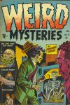 Cover For Weird Mysteries 8