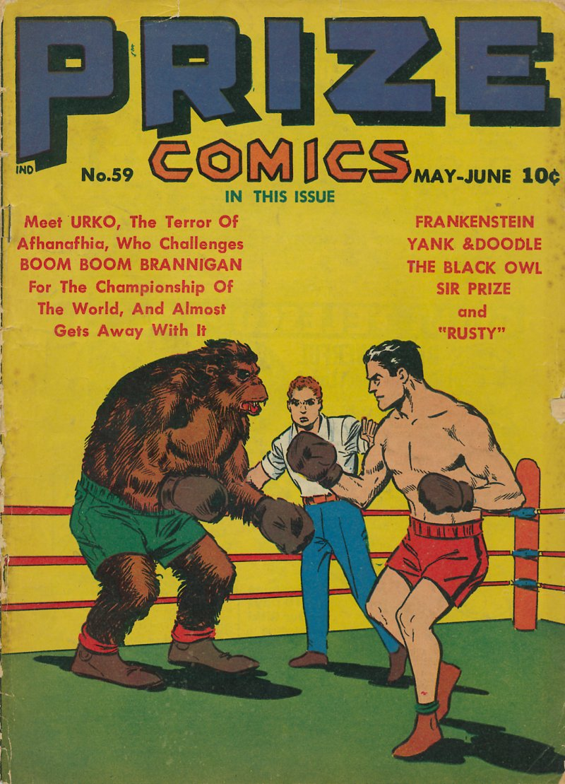 Comic Book Cover For Prize Comics v5 11 (59)