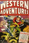 Cover For Western Adventures 1