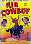 Cover For Kid Cowboy 1
