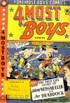 Cover For 4Most Boys Comics 38