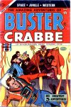 Cover For The Amazing Adventures of Buster Crabbe 4