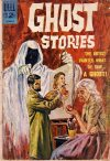 Cover For Ghost Stories 4