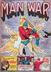 Cover For Man of War Comics 2