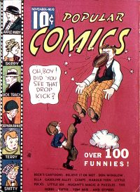 Large Thumbnail For Popular Comics #10