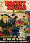 Cover For Racket Squad in Action 13