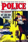 Cover For Police Comics 126