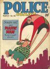Cover For Police Comics 40