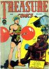 Cover For Treasure Comics 8