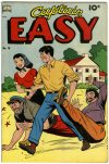 Cover For Captain Easy 16