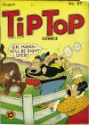 Cover For Tip Top Comics 87