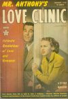 Cover For Mr. Anthony's Love Clinic 3