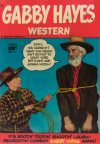 Cover For Gabby Hayes Western 4