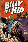 Cover For Billy the Kid Adventure Magazine 25