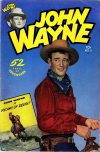 Cover For John Wayne Adventure Comics 5