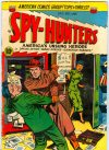 Cover For Spy Hunters 15