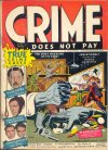 Cover For Crime Does Not Pay 22