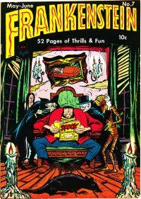 Large Thumbnail For Frankenstein #7
