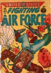 Cover For U.S. Fighting Air Force 24