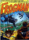 Cover For Frogman Comics 11