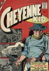 Cover For Cheyenne Kid 8