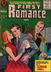 Cover For First Romance Magazine 38