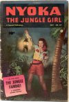 Cover For Nyoka the Jungle Girl 57