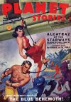 Cover For Planet Stories v2 3 Alcatraz of the Starways Albert dePina
