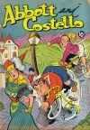 Cover For Abbott and Costello Comics 10