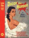 Cover For Sexton Blake Library S3 358 Decoy for Murder