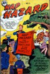 Cover For Hap Hazard Comics 1