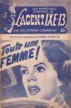 Cover For L'Agent IXE 13 v2 80 Toute une femme!
