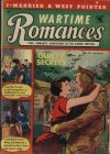 Cover For Wartime Romances 12