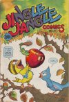 Cover For Jingle Jangle Comics 17