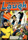 Cover For Top Notch Laugh Comics 29