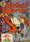 Cover For Captain Marvel Adventures 46