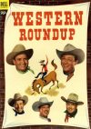 Cover For Western Roundup 3 (inc)