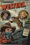 Cover For Cowboy Western 55