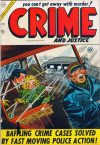 Cover For Crime And Justice 21