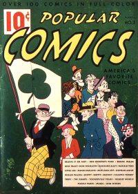 Large Thumbnail For Popular Comics #3