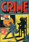 Cover For Crime Does Not Pay 42