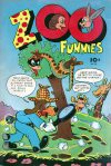Cover For Zoo Funnies v1 1