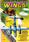 Cover For Wings Comics 66