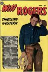 Cover For Will Rogers 2