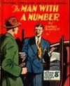 Cover For Sexton Blake Library S3 278 The Man With A Number