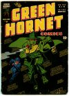 Cover For Green Hornet Comics 31