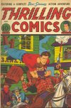 Cover For Thrilling Comics 55